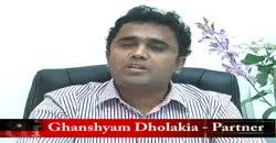 Hari Krishna Designs (India),Ghanshyam Dholakia, Partner, Part 5 ( 2010 )