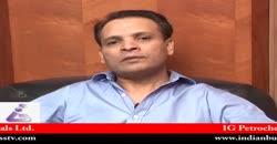I G Petrochemicals Ltd., Nikunj Dhanuka, MD, Part 1 ( 2010 )