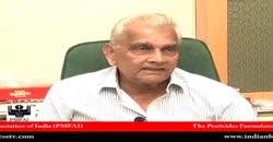 Pesticides Manufacturers Association Of India, Pradeep Dave, President, Part 1 ( 2010 )