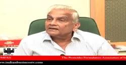 Pesticides Manufacturers Association Of India, Pradeep Dave, President, Part 4 ( 2010 )