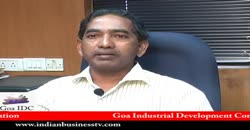 Goa Industrial Development Corporation, A D Naik, Managing Director, Part 3 ( 2010 )