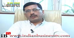 Jain Irrigation Systems Ltd., Anil B Jain, Managing Director, Part 3 ( 2010 )
