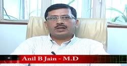 Jain Irrigation Systems Ltd., Anil B Jain, Managing Director, Part 4 ( 2010 )