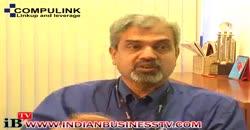 Compulink System Ltd. Vishwas Mahajan, Co Founder & CEO, Part 8  ( 2010 )