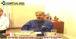 Compulink System Ltd. Vishwas Mahajan, Co Founder & CEO, Part 10  ( 2010 )