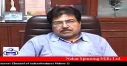 Nahar Spg. Mills Ltd., Hans Raj Kapoor, G.M, Part 2 ( 2010 )
