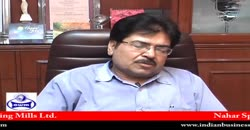 Nahar Spg. Mills Ltd., Hans Raj Kapoor, G.M, Part 3 ( 2010 )