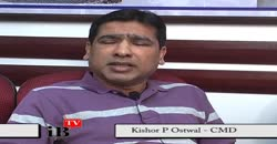 CNI Research Ltd., Kishor P Ostwal, CMD, Part 3 ( 2010 )