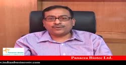 Panacea Biotec Ltd., Dr. Rajesh Jain, Jt. MD, Part 1 ( 2010 )