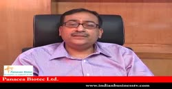 Panacea Biotec Ltd., Dr. Rajesh Jain, Jt. MD, Part 4  ( 2010 )