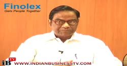 Finolex Industries Ltd., Panayam Subramaniam, Asst. MD & CFO, Part 5  ( 2010 )