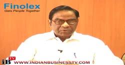 Finolex Industries Ltd., Panayam Subramaniam, Asst. MD & CFO, Part 7  ( 2010 )