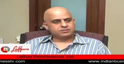 Laffans Petrochemicals Ltd., Sandeep Seth, Managing Director, Part 3 ( 2010 )