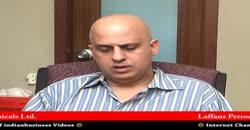 Laffans Petrochemicals Ltd., Sandeep Seth, Managing Director, Part 5 ( 2010 )