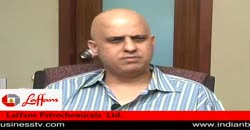Laffans Petrochemicals Ltd., Sandeep Seth, Managing Director, Part 1 ( 2010 )