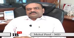 Anupam Industries (Anand) Mehul Patel, Managing Director, Part 1 ( 2010 )