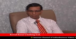 Kewal Kiran Clothing Ltd. S L Kothari, CFO, Part 3 ( 2010 )