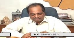 Marigold Paints Pvt. Ltd. B K Mittal, MD, Part 2 ( 2010 )