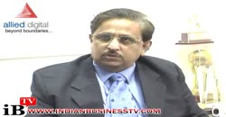 Allied Digital Ltd. Nitin Shah, CMD, Part 2 ( 2010 )