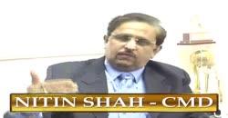 Allied Digital Ltd. Nitin Shah, CMD, Part 3 ( 2010 )