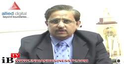 Allied Digital Ltd. Nitin Shah, CMD, Part 4 ( 2010 )