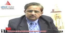 Allied Digital Ltd. Nitin Shah, CMD, Part 6 ( 2010 )