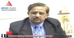 Allied Digital Ltd. Nitin Shah, CMD, Part 6 ( 2010 )