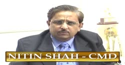 Allied Digital Ltd. Nitin Shah, CMD, Part 7 ( 2010 )