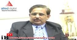 Allied Digital Ltd. Nitin Shah, CMD, Part 9 ( 2010 )