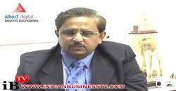 Allied Digital Ltd. Nitin Shah, CMD, Part 10 ( 2010 )