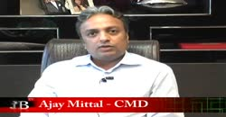 Arshiya International Ltd., Ajay Mittal, CMD, Part 5 (2009)