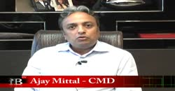 Arshiya International Ltd., Ajay Mittal, CMD, Part 8 (2009)