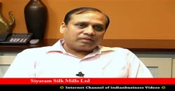 Siyaram Silk Mills Ltd, Ramesh D Poddar, Vice Chairman & MD, Part 3 ( 2010 )