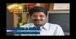 Chordia Foods Ltd., Pradeep H Chordia, MD, Part 1 ( 2008 )