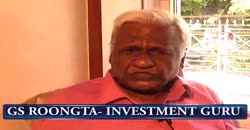 G S Roongta, Investment Guru, Part 6 ( 2008 )