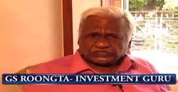 G S Roongta, Investment Guru, Part 6 ( 2008 )