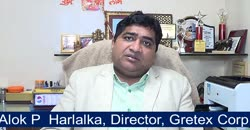 Gretex Corp. Services Pvt. Ltd.'s Alok P Harlalka, Director shares unique strengths of the company