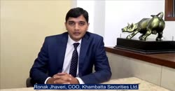 Khambatta Securities's COO Ronak Jhaveri shares the growth story of the company & SME sector